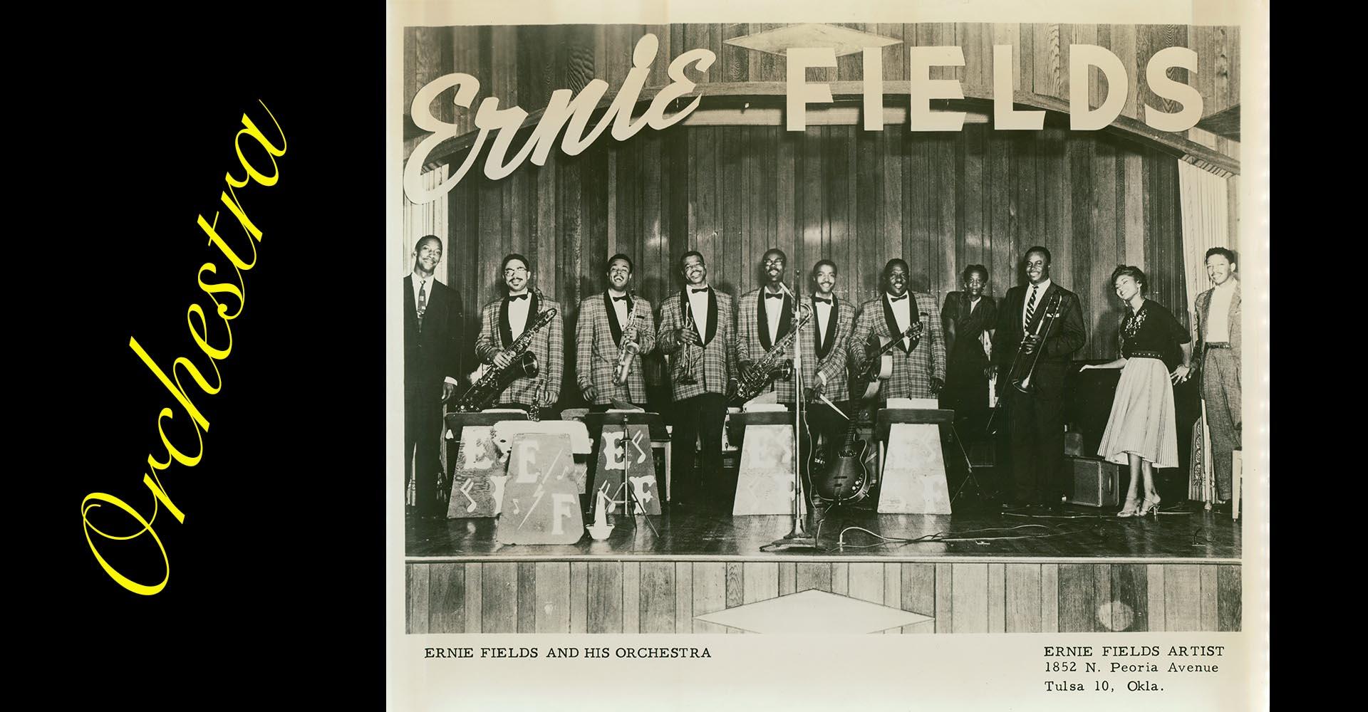 Home - Ernie Fields